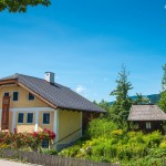 Waggerl-Haus im Sommer